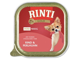 Rinti Dog Gold Mini vanička